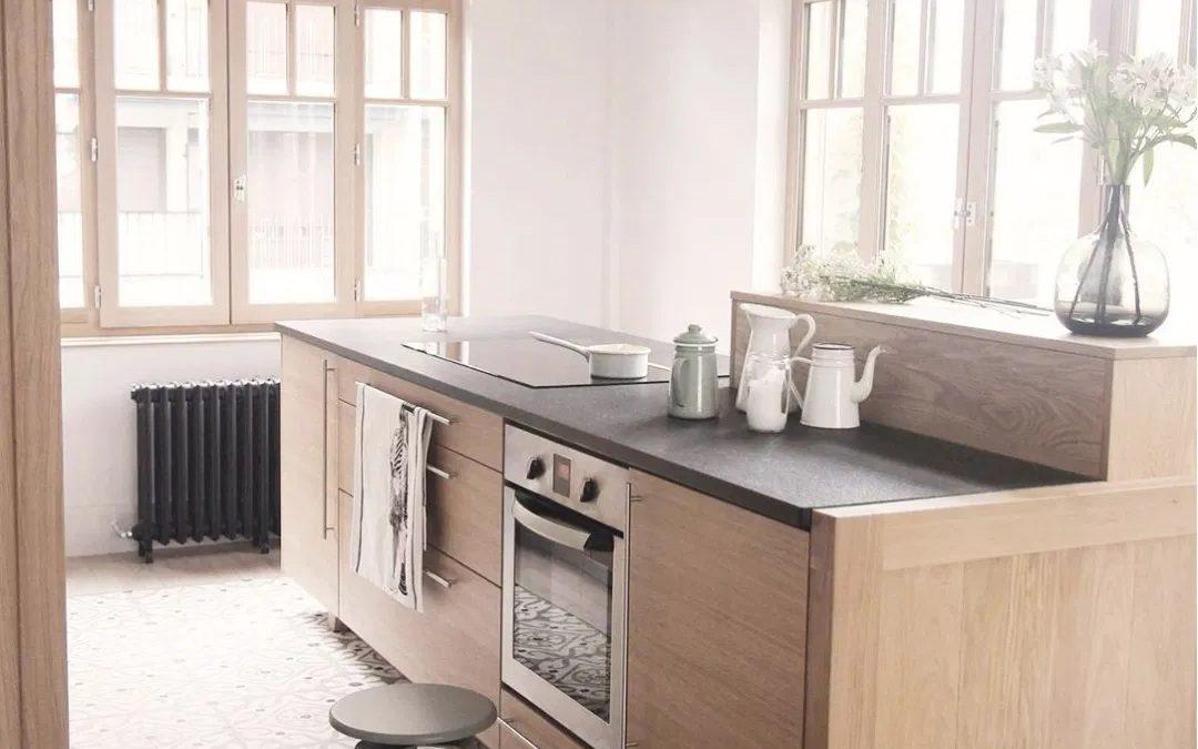 5 prácticas reformas de cocina