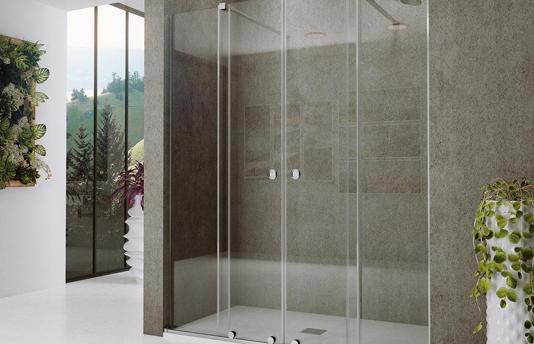 Mamparas para bañeras: tipos, ventajas y desventajas